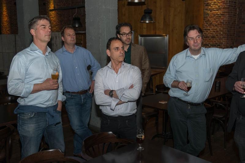 Face to Face Voorjaarsconferentie 2013: Netwerk Bijeenkomst