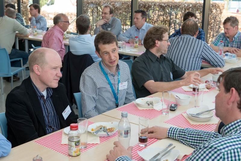 Face to Face Voorjaarsconferentie 2013: lunch