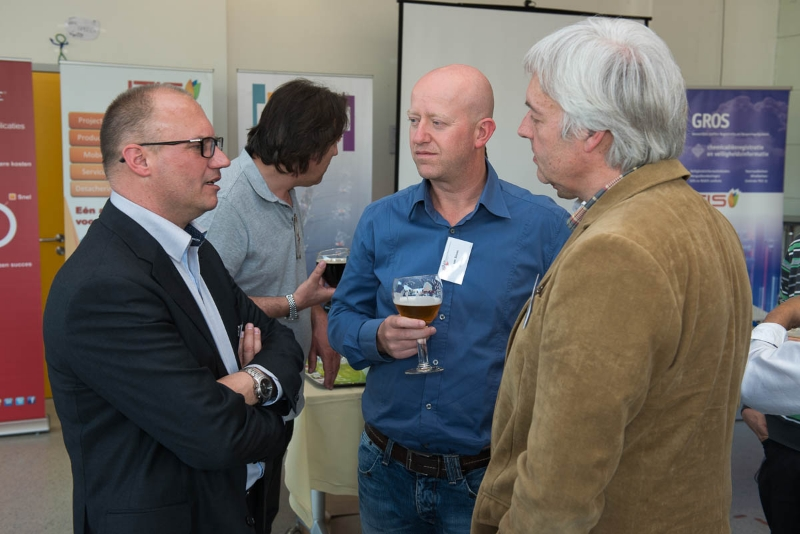 Face to Face Voorjaarsconferentie 2013: borrel